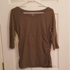 3/$10 Olive green shirt